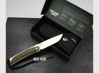 Enlan L03 Series Pocket Folding Knife 8Cr13Mov  with lock