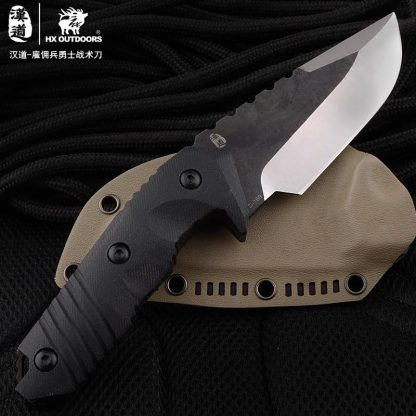 HX OUTDOORS D-169 warrior mercenaries tactical fixed knife outdoor survival Bushcraft knives