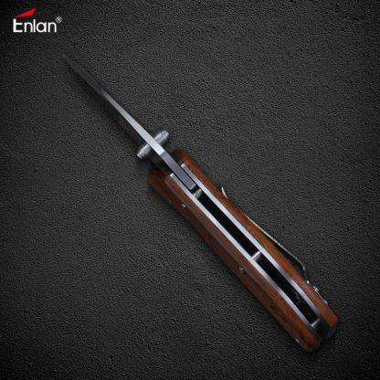 Enlan M027 Mini Pocket Folding Knife - with lock