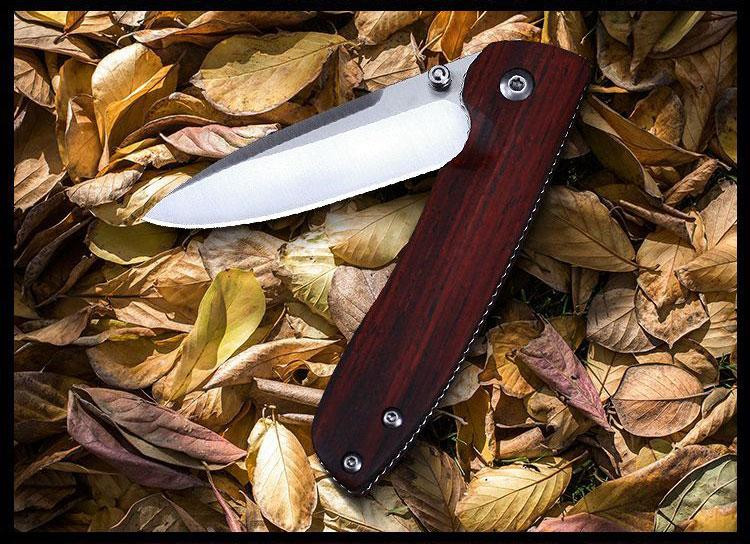 Enlan M028 8Cr13Mov Folding Knife liner lock knife